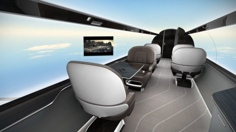 IXION Windowless Jet2